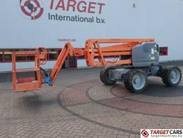 knikarmhoogwerker wiel Genie Z-45/25 Articulated 4x4 Diesel Boom Work Lift 1580cm 2008