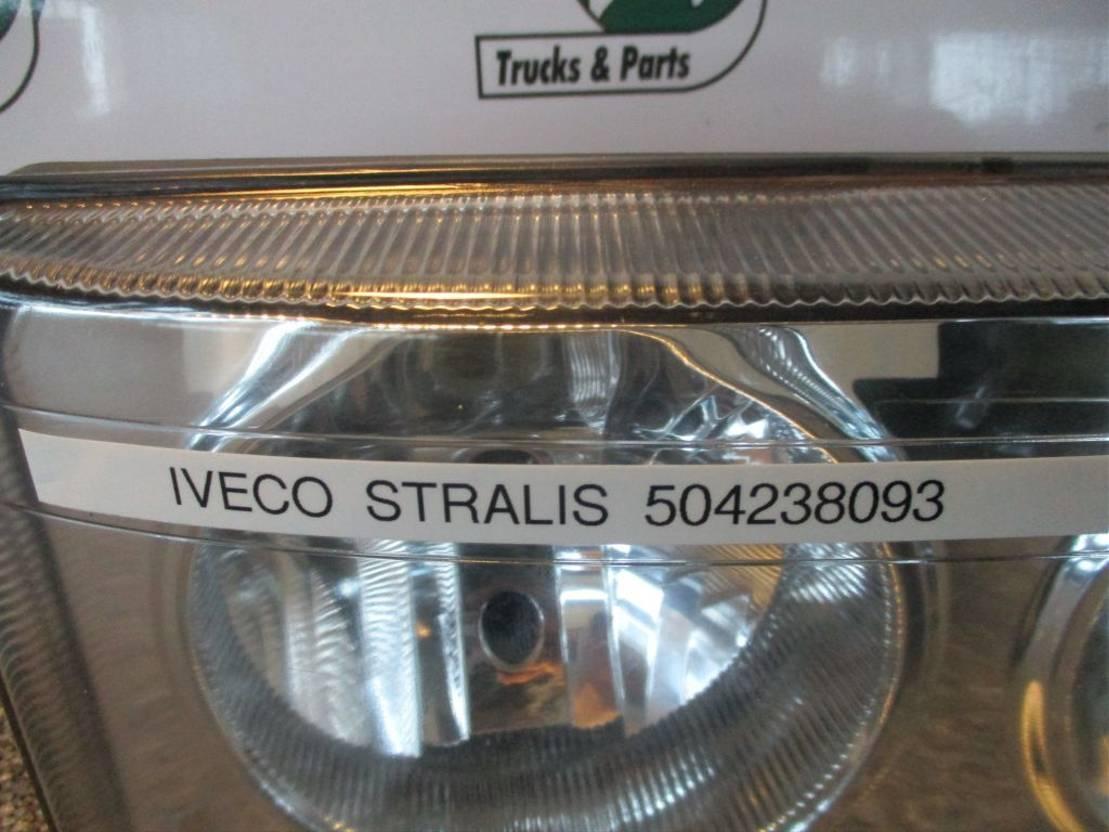 Koplamp vrachtwagen onderdeel Iveco 504238093 KOPLAMP RECHTS NIEUW!