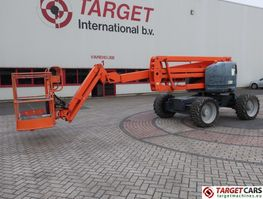 knikarmhoogwerker wiel Genie Z-51/30JRT Diesel 4x4 Scissor Work Lift 1762cm 2008