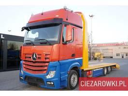 takelwagen-bergingswagen-vrachtwagen Mercedes-Benz Actros 2545 Giga cab , MEGA , E6 , NEW 2020 body 8,9m , BDF fast 2016