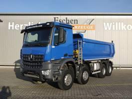 kipper vrachtwagen > 7.5 t Mercedes-Benz Arocs 4142 8x6, AP Achsen 2016
