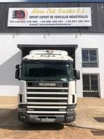 standaard trekker Scania 144L 2002