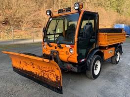 kipper vrachtwagen > 7.5 t Ausa M250 HX4 MULTITASK ** Winterdienst ** 2006