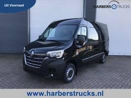 gesloten bestelwagen Renault Master 3.5T 2.3 DCI 180PK Automaat Lengte 2 Hoogte 2 L2 H2 RE131051 2020