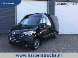 gesloten bestelwagen Renault Master 3.5T 2.3 DCI 150PK Lengte 2 Hoogte 2 L2 H2 RE131048 2020