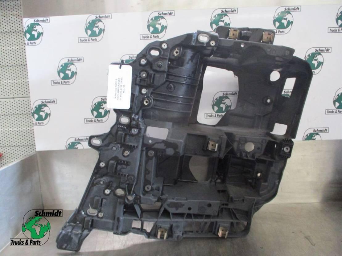 Koplamp vrachtwagen onderdeel MAN TGS 81.41610-6759 KOPLAMP DRAGER LINKS EURO 6