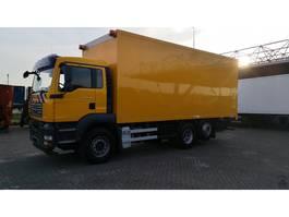 bakwagen bedrijfswagen < 7.5 t MAN TGA 26.320 2007