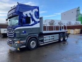 containersysteem vrachtwagen Overige NIEUWE platte laadvloer. 2020