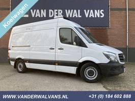 koelwagen bestelwagen Mercedes-Benz Sprinter 313CDI 366 HD L2H2 KOELWAGEN Airco, PDC, Carrier VIENTO-350 2014