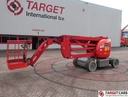 knikarmhoogwerker wiel Manitou 150AETJC Electric Articulated Boom Work Lift 1500cm 2008