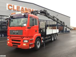 kraanwagen MAN TGA 26.400 Hiab 24 ton/meter laadkraan 2007