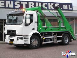containersysteem vrachtwagen Renault C 280 4x2 Euro 6 Portaalsysteem 2016