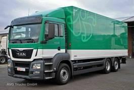bakwagen vrachtwagen > 7.5 t MAN 26.400 TGS Lenkachse 7,85 m LBW 2,5 t 2015