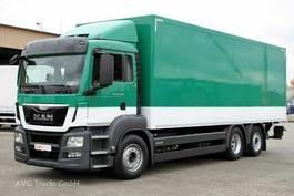 bakwagen vrachtwagen > 7.5 t MAN 26.400 TGS Retarder Lenkachse ACC Lbw 2,5t 2016