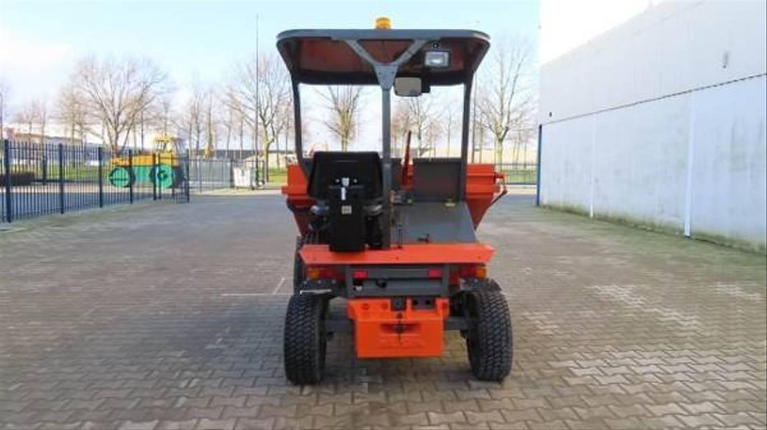 wieldumper Ausa D-150RMG 2009