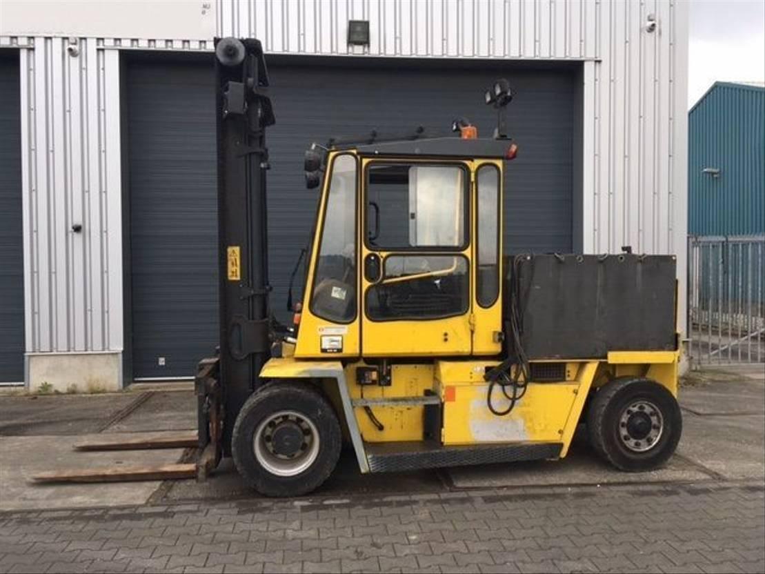 vorkheftruck Kalmar ECD60D