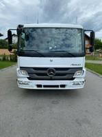 kipper vrachtwagen > 7.5 t Mercedes-Benz Atego 816 Tipper 2014