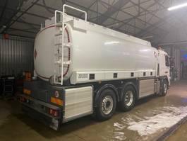 tankwagen vrachtwagen Volvo FM 420 2012
