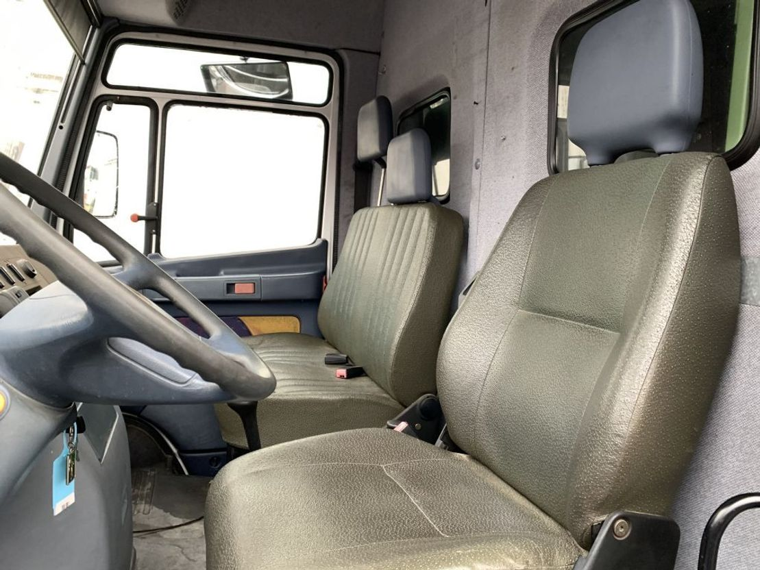 autohoogwerker vrachtwagen Mercedes-Benz Vario 814 - Versalift Hydraulic platform worker - 78.000km! - 2000 - 5264 2000