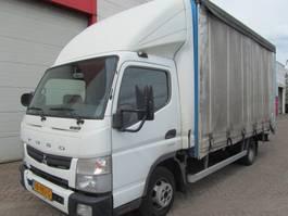 huifzeil bedrijfswagen FUSO CANTER 3C15 2013