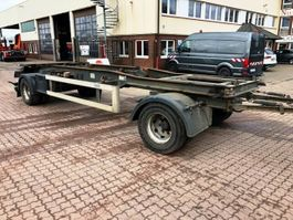 container chassis aanhanger Meiller G 18 SZL 5.0 2010
