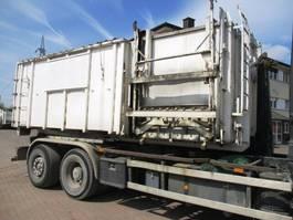 overige vrachtwagens 22 cbm Mulde mit Schüttung für 120/240/1.1