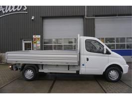 chassis cabine bedrijfswagen Maxus EV80 LWB Pick-Up Volledig Elektrisch * Nieuw * Direct leverbaar * 2020