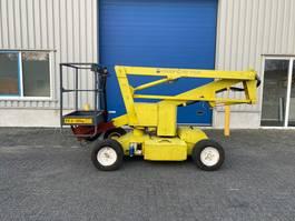 knikarmhoogwerker wiel Niftylift HR 12, Hoogwerker, 12 meter, Diesel + Accu 1996