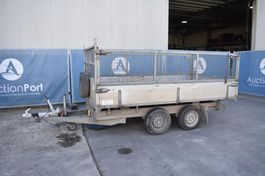 kipper aanhanger Trailor BW Trailers