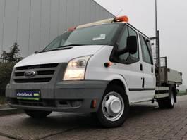 platform bedrijfswagen Ford Transit 430 2.4 tdci laadkraan r 2009