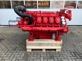 industriële motor Iveco 8281 SRM70 11 Marine 700 PK dieselmotor as New !
