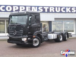 chassis cabine vrachtwagen Mercedes-Benz 2543 LL Antos Chassis cab. 4x2 Euro 6 2015