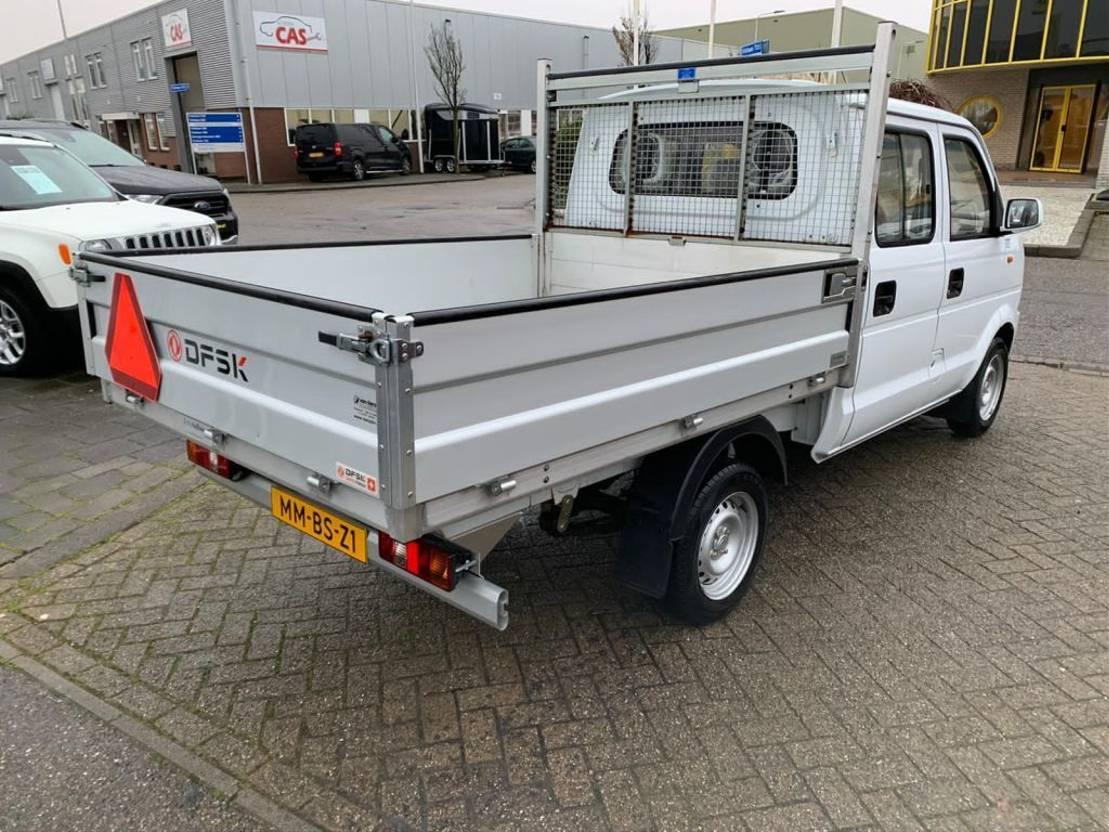 standaard tractor landbouw Diversen v22 dub cab openlaadbak airco LET OP TRACTOR RIJBEWIJS (mmbs)