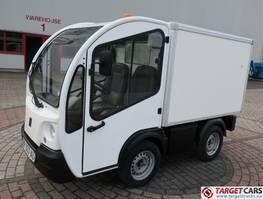 bakwagen vrachtwagen Goupil G3 Electric Utility Closed Box Van 2011