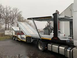 autotransporter oplegger Aksoylu Car transporter 6 Loader extendable on stock 2021