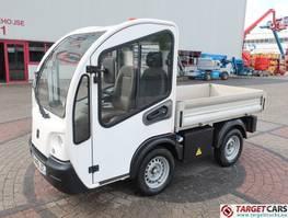 bakwagen vrachtwagen Goupil G3 Electric Utility Open Platform Van 2015