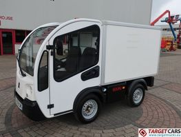 bakwagen vrachtwagen Goupil G3 Electric Utility Closed Box Van