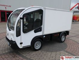 bakwagen vrachtwagen Goupil G3 Electric Utility Closed Box Van 2016