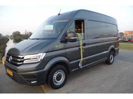 gesloten bestelwagen Volkswagen Crafter ***ELECTRISCH**** 100% e-Crafter L3H3 2020