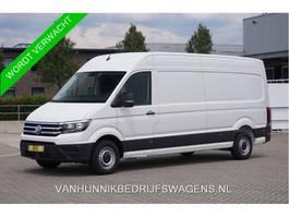 gesloten bestelwagen Volkswagen Crafter 35 2.0 L4H3 140PK Automaat €443 / Maand Airco, Cruise, LED, Trekhaak!! N... 2020