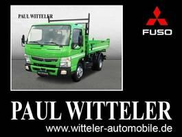 kipper bedrijfswagen FUSO Canter 7C18 Meiller*Klima*Diff.-Sperre*AHK 3,5t