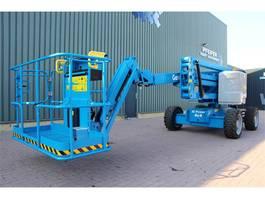 knikarmhoogwerker wiel Genie Z-51/30J Diesel, 4x4 Drive, 17.59 m Working Height 2018