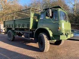 leger vrachtwagen Bedford Bedford MJ 4x4 Truck Model M Ex army 1988