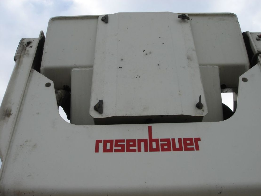 brandweerwagen vrachtwagen MAN Bronto firefigth rescuetruck skylift 32mtr rosenbauer