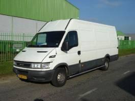 gesloten bestelwagen Iveco iveco 35S12 V Maxi, euro 3