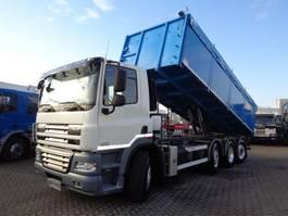 kipper vrachtwagen > 7.5 t DAF CF 85.360 + Euro 5 + PTO + Kipper low kilometers 2013