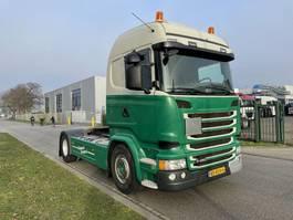 standaard trekker Scania R450 2014