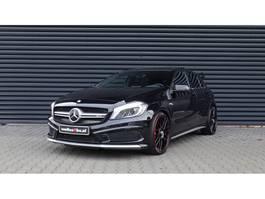 hatchback auto Mercedes-Benz A-klasse 45 AMG 4MATIC Panoramadak - elek stoelen - privacy 2014
