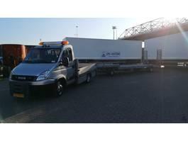 gesloten bestelwagen Iveco & Veldhuizen 35C18 & HS52-7 2008