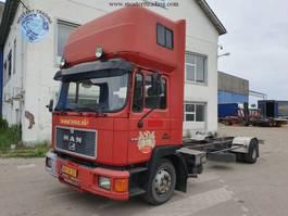 chassis cabine vrachtwagen MAN 12.192 1994